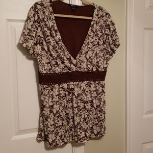 Style & co top xl new